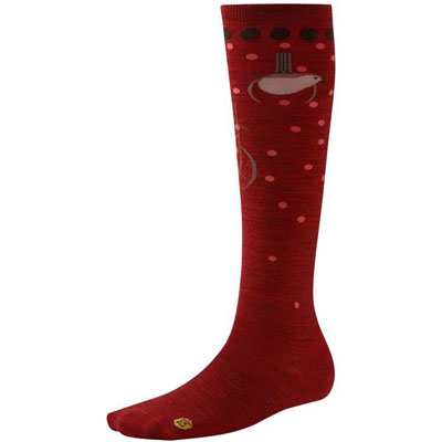 Women's Charley Harper Homeward Bound Knee High Socks
