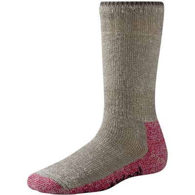 Women`s Mountaineering Extra Heavy Crew Socks