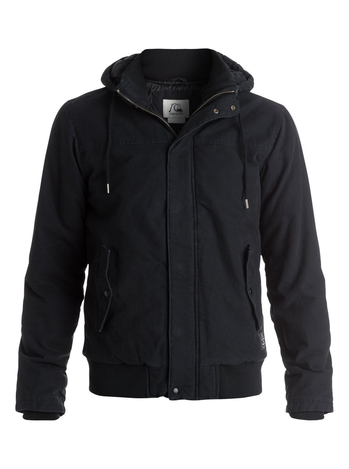 Quiksilver Men's Brooks Parka Jacket