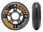 K2 76MM Wheels 8-Pack with ILQ 5 Spacer