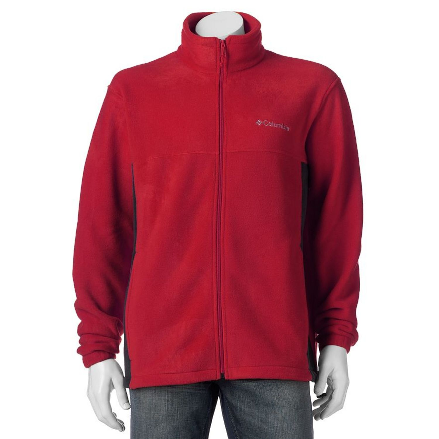 Men S Flattop Mountain Full Zip Fleece Fontana Sports
