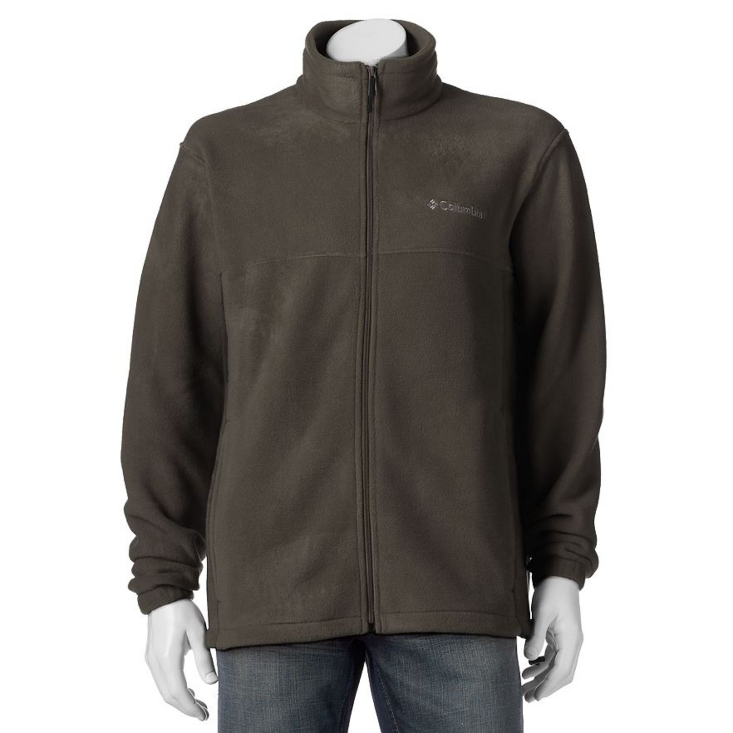 Columbia Men's Flattop Mountain Full Zip Fleece