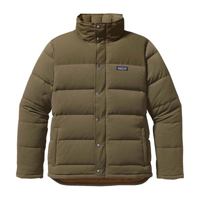 Men`s Bivy Down Jacket