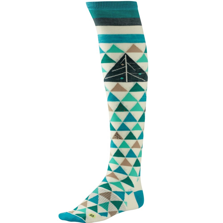 203f2d7a8 Women s Charley Harper Gay Forest Gift Wrap Knee High Socks