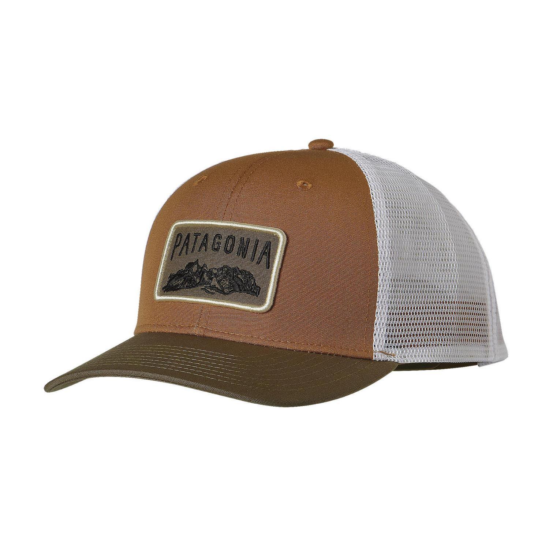 10063b01525 Patagonia Climb A Mountain Trucker Hat | Fontana Sports