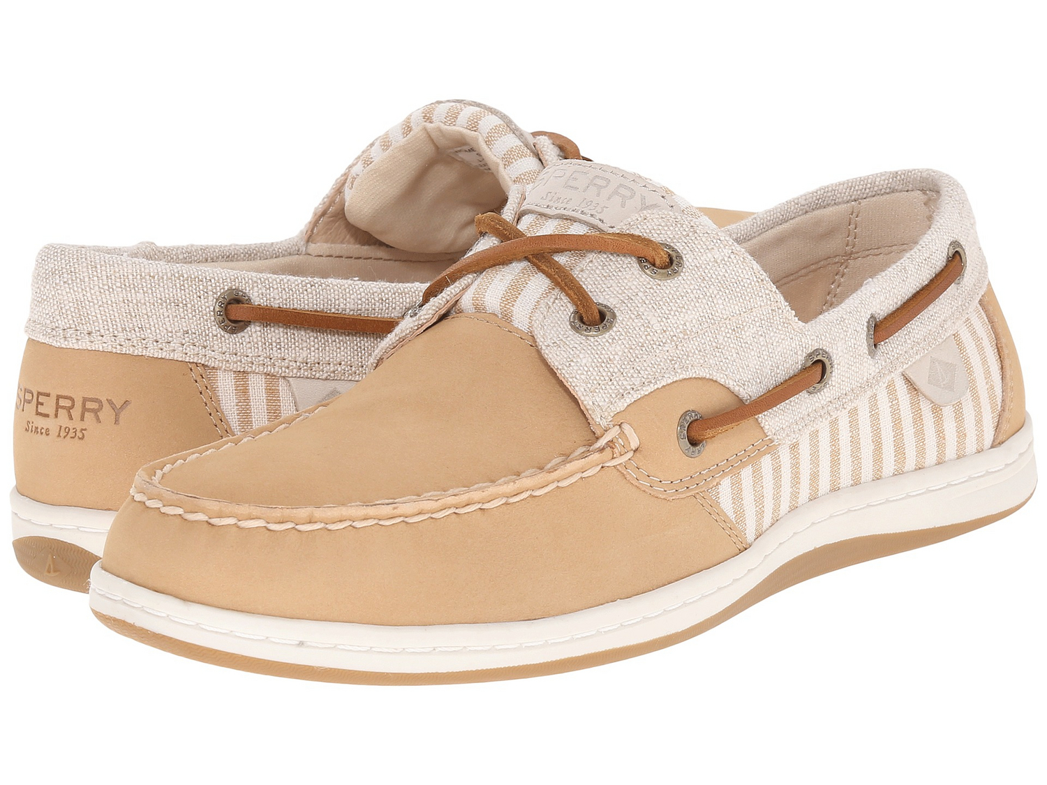 Women's Sperry Top-Sider Koifish Stripe Boat Shoe marketable cheap online Fmgvc39rn