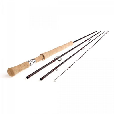 Dually 7Wt 4Pc Rod with Tube