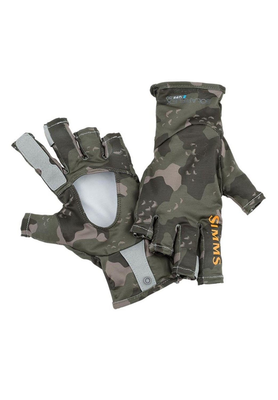 Simms solarflex sun glove fontana sports for Fishing sun gloves