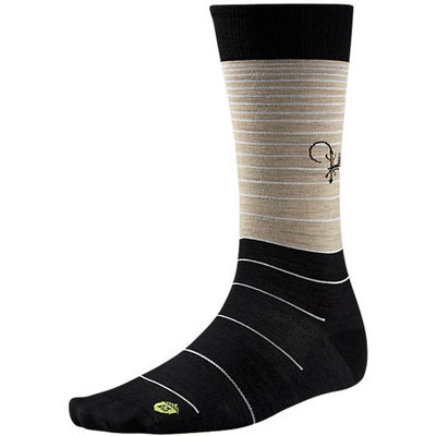 Men's Charley Harper National Park Poster Roadrunner Socks