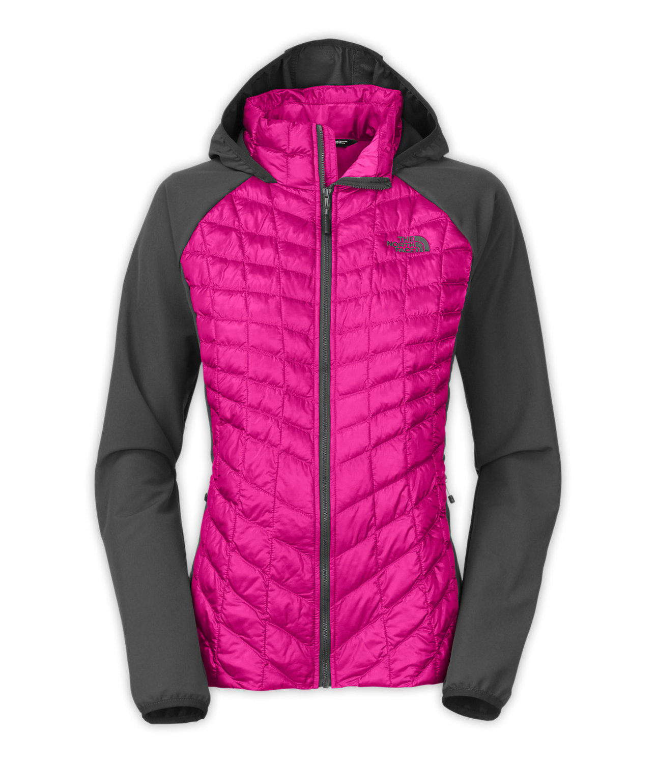 8e98f7af1 The North Face Women's Thermoball Hybrid Hoodie