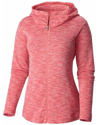 Women`s Outerspaced Full Zip Hoodie