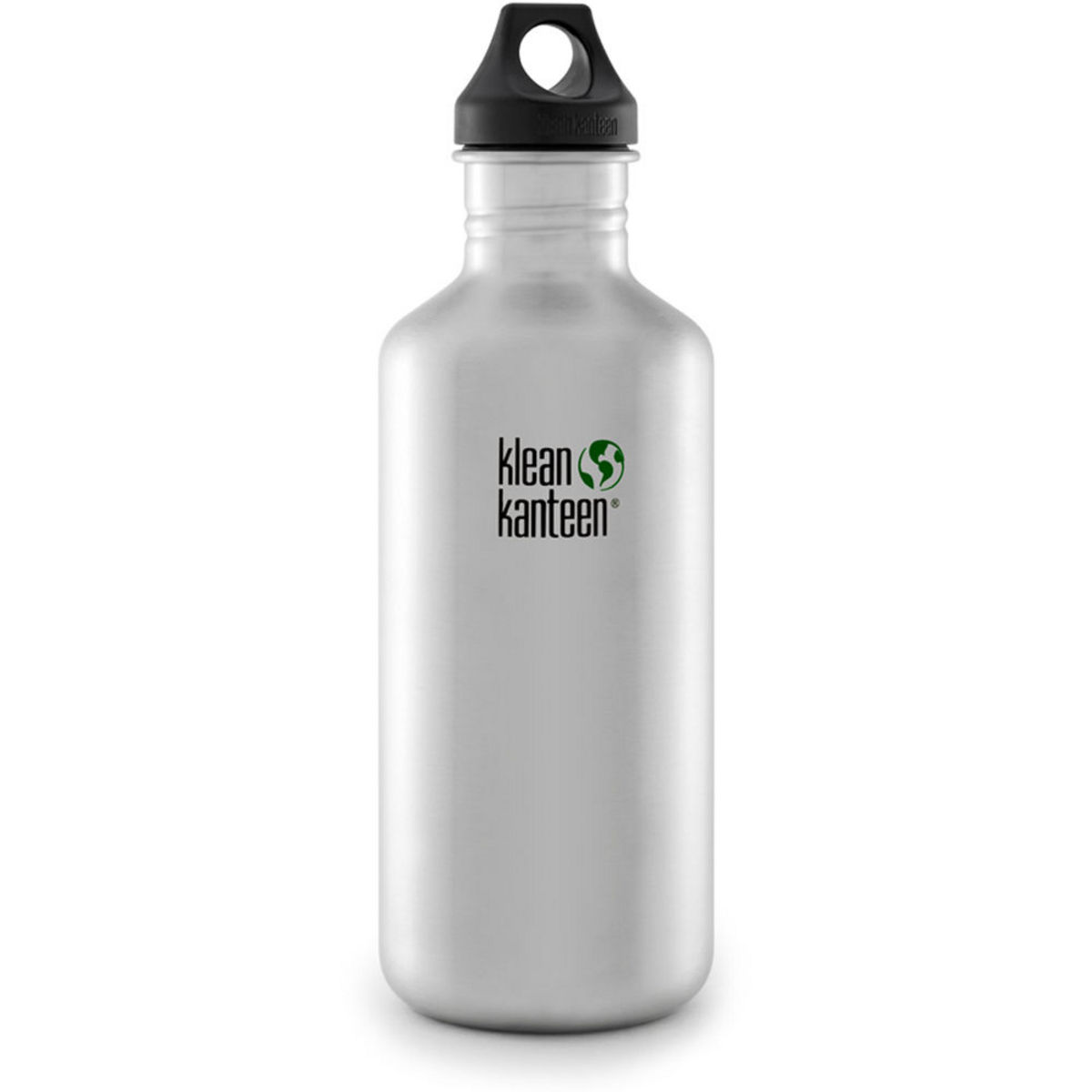 Klean Kanteen Classic 64oz Waterbottle with Loop Cap