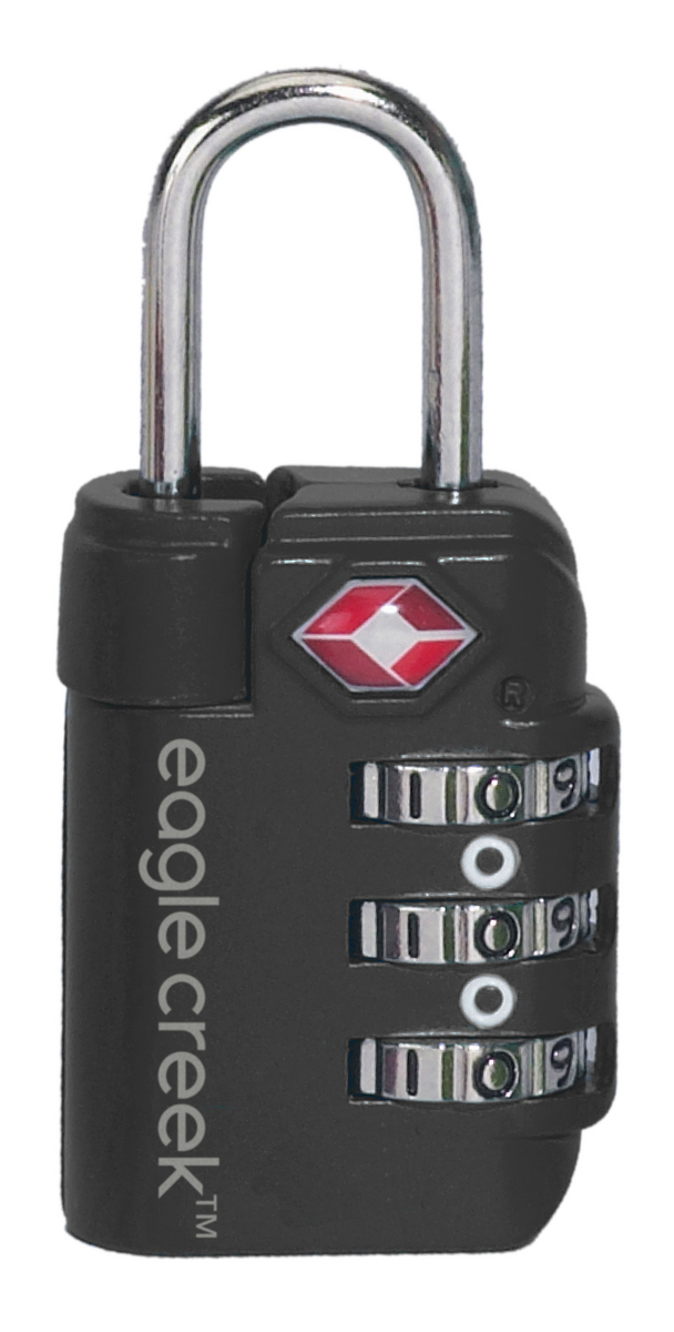 Eagle Creek TSA Travel Safe Lock