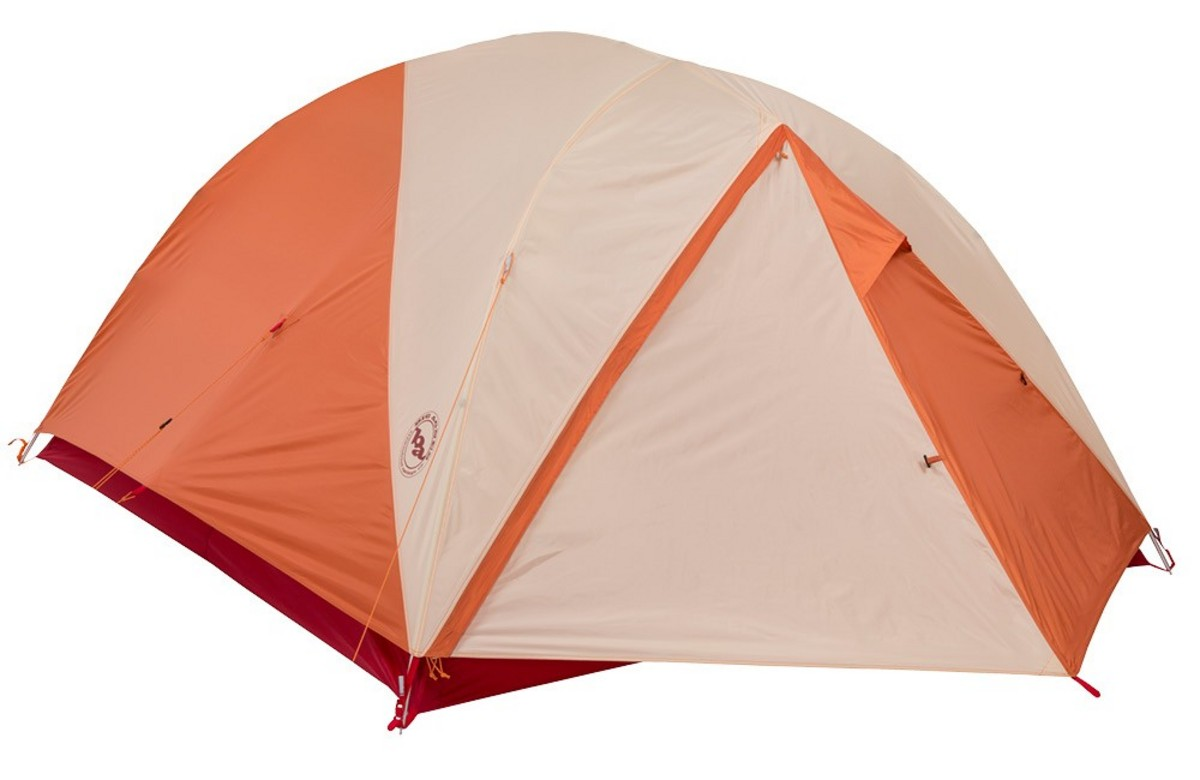 Big Agnes Rocky Peak 4 Person mtnGLO Tent