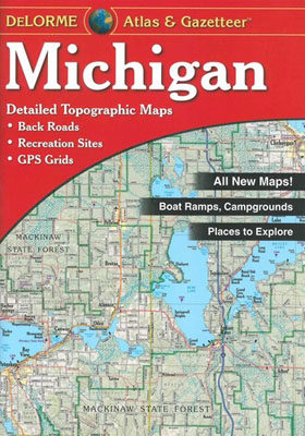 Michigan Gazetteer