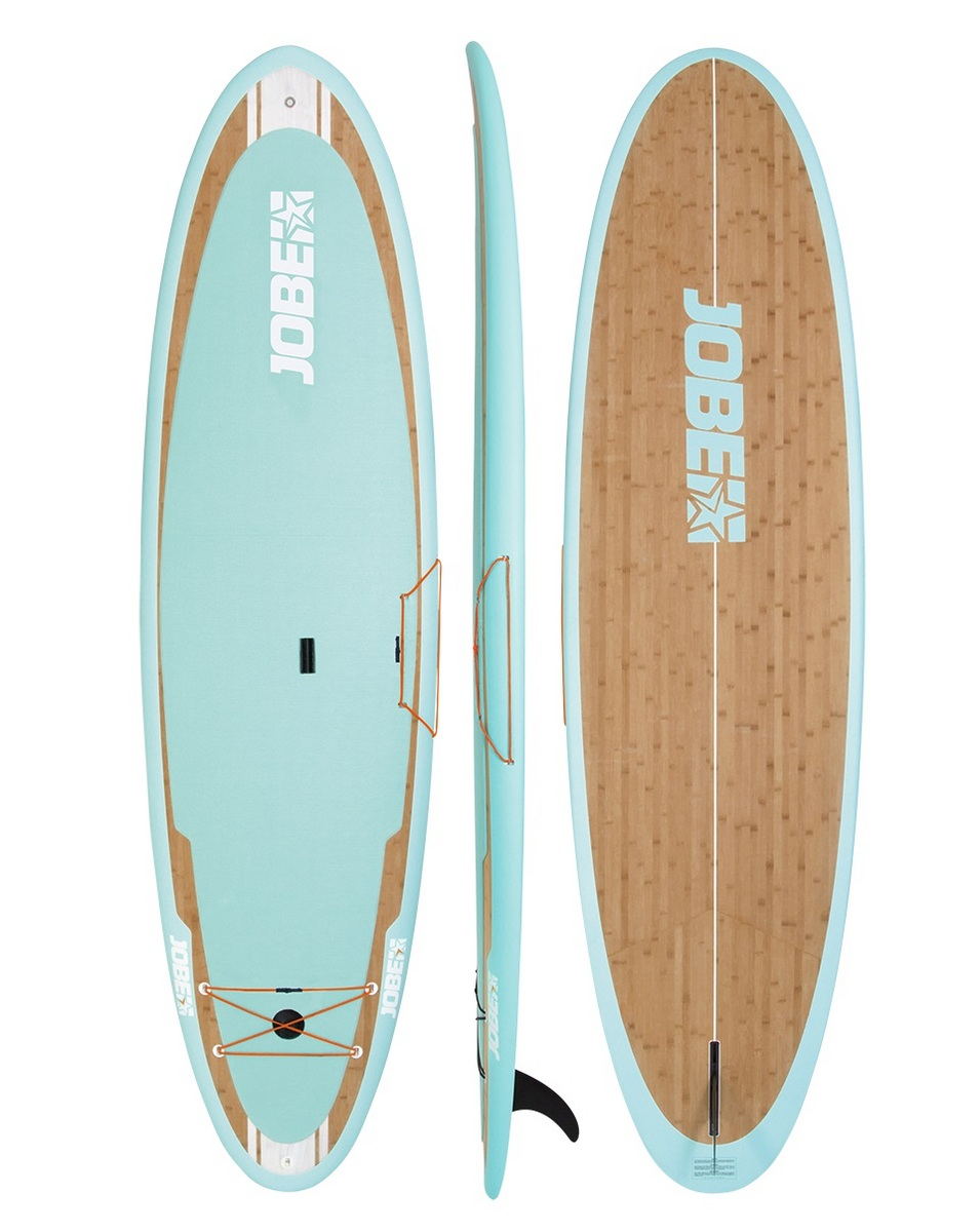 jobe bamboo yoga paddle board