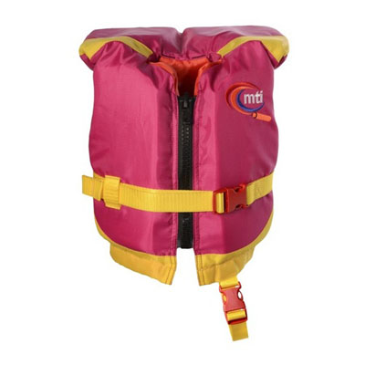 Infant PFD with Collar