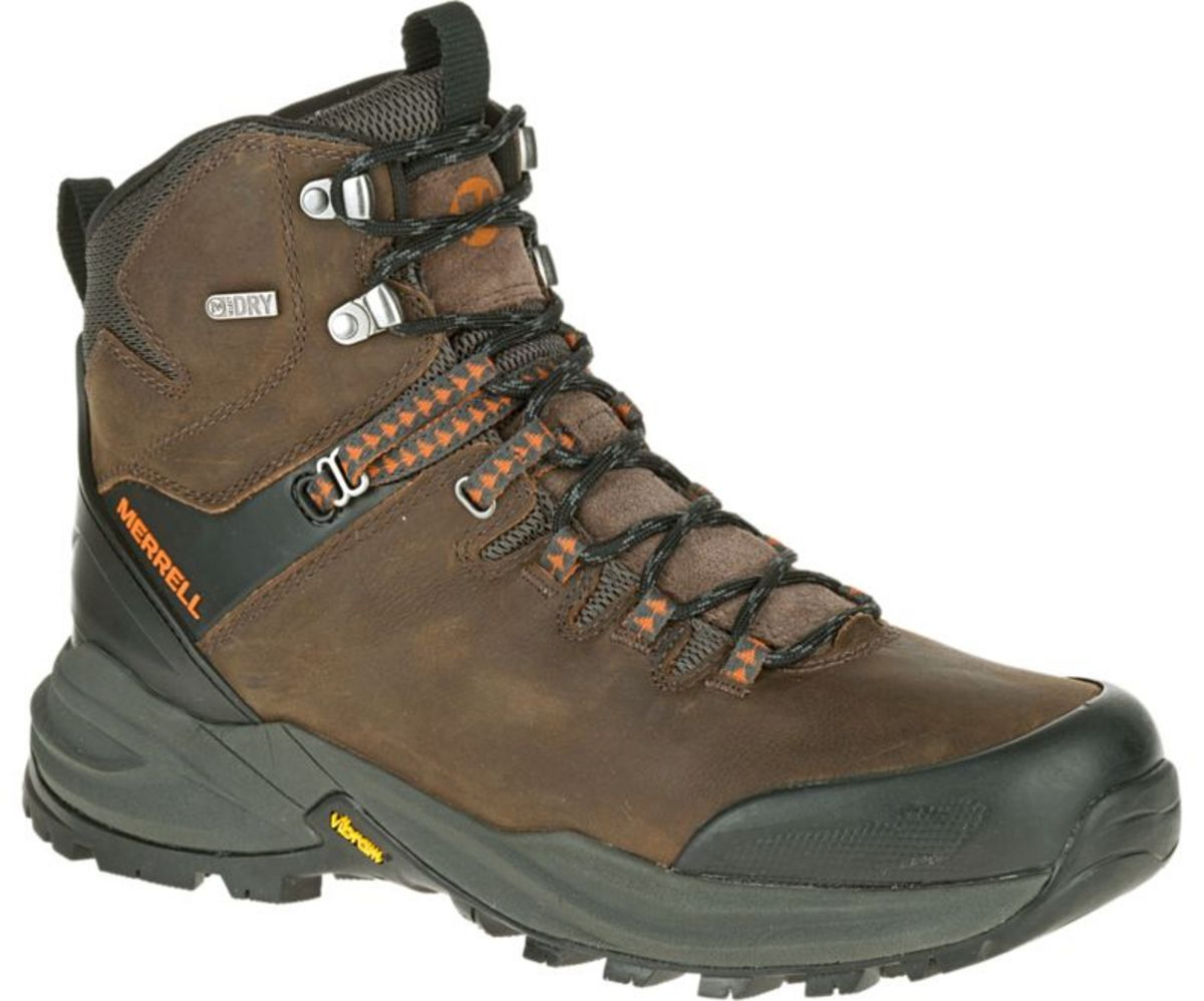 19670cd38ee500 Merrell Men's Phaserbound Waterproof Hiking Boots