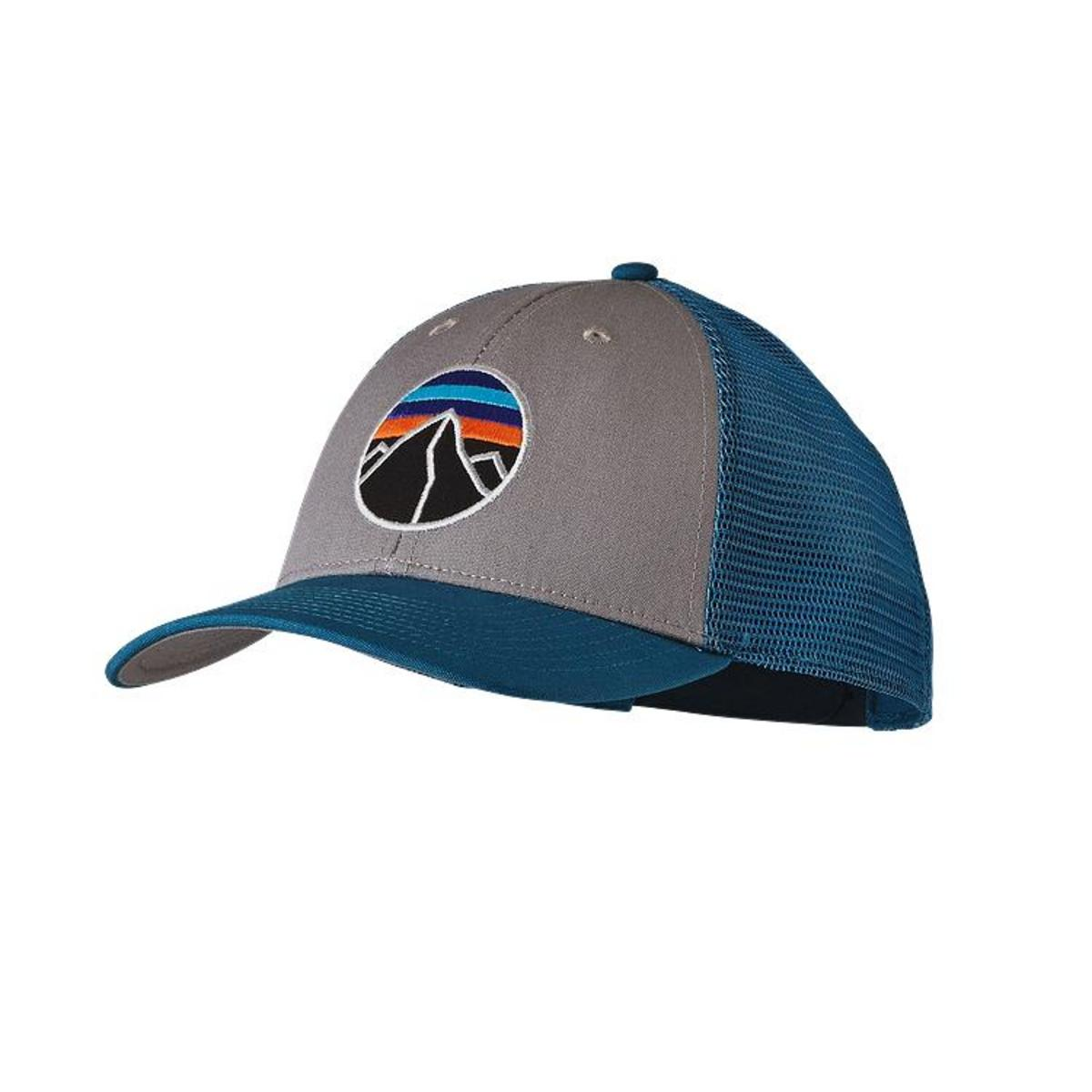 43d423b35aa Patagonia Fitz Roy Emblem LOPRO Trucker Hat