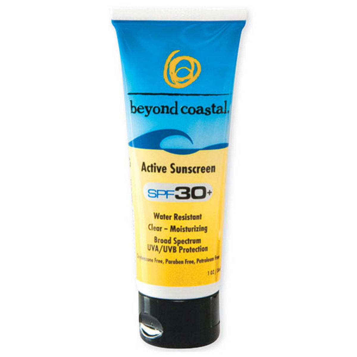Beyond Coastal Active Sunscreen SPF 30 1oz