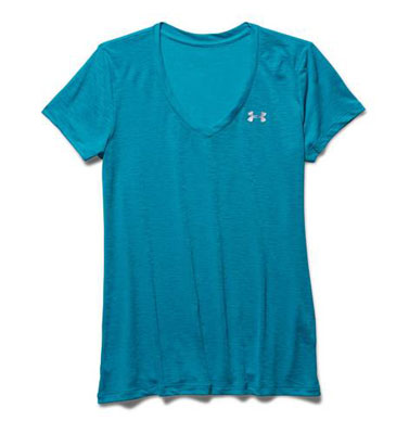 Tech V-Neck Slub Tee