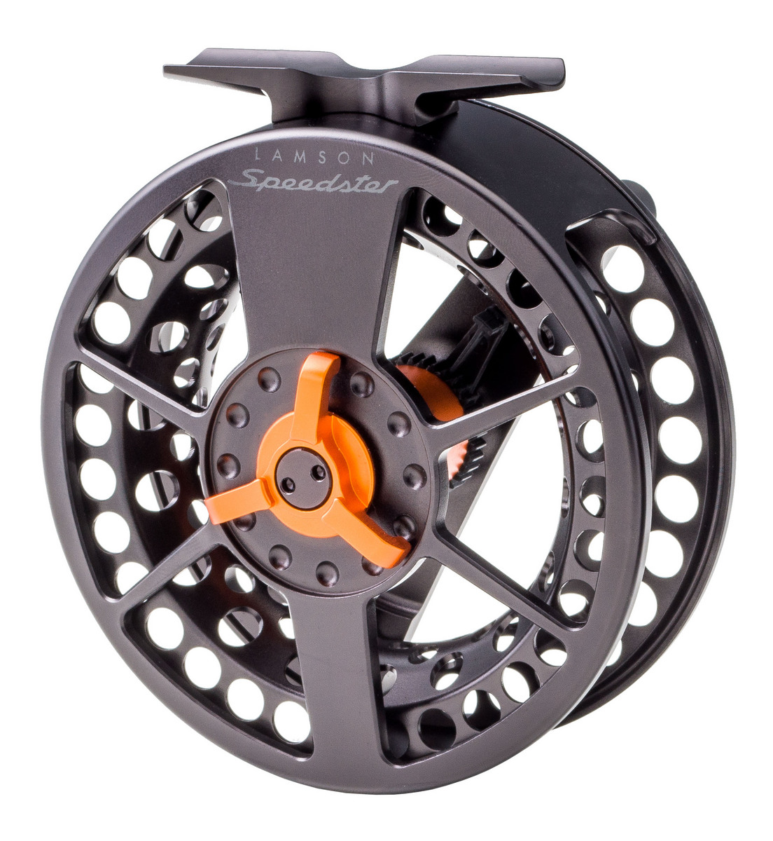 Lamson Speedster Black Fly Reel