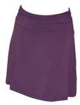 White Sierra Tangier Skirt Solid