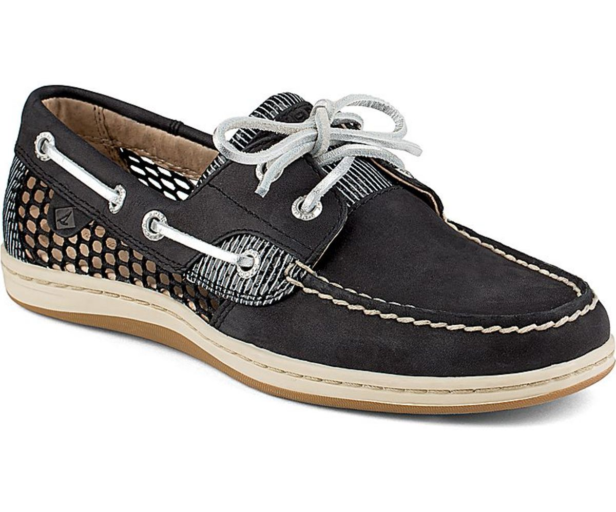 Sperry Top Sider Women's Koifish Mesh Boat Shoe