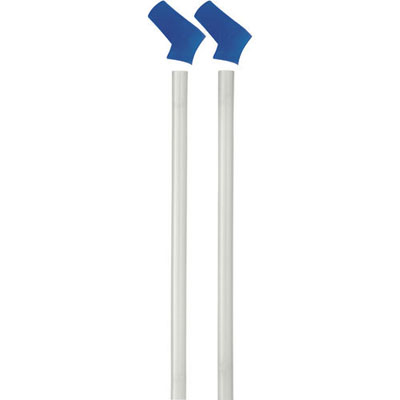 eddy Replacement Bite Valves and Straws - Blue