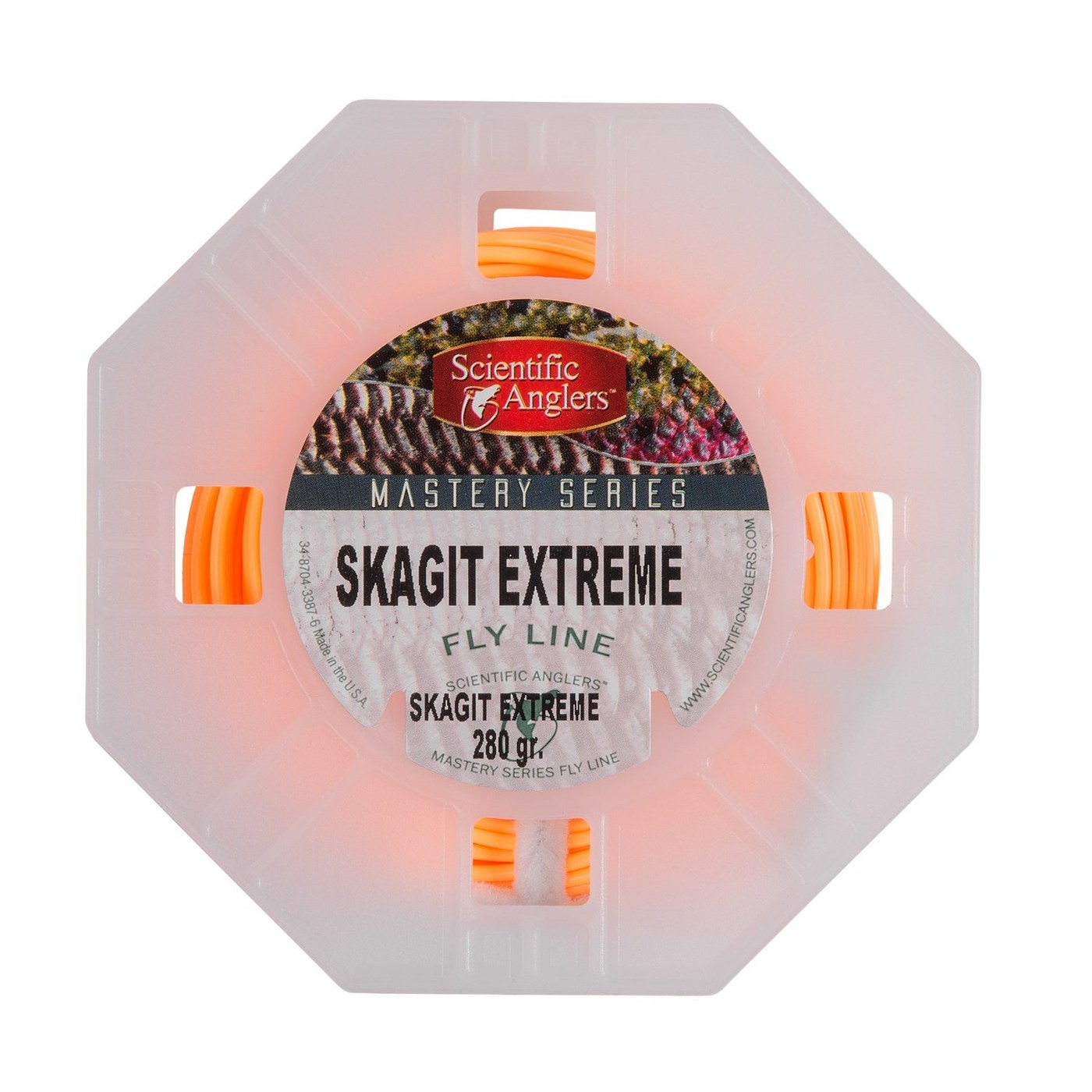 Scientific Anglers Skagit Extreme Head Fly Line with Loop