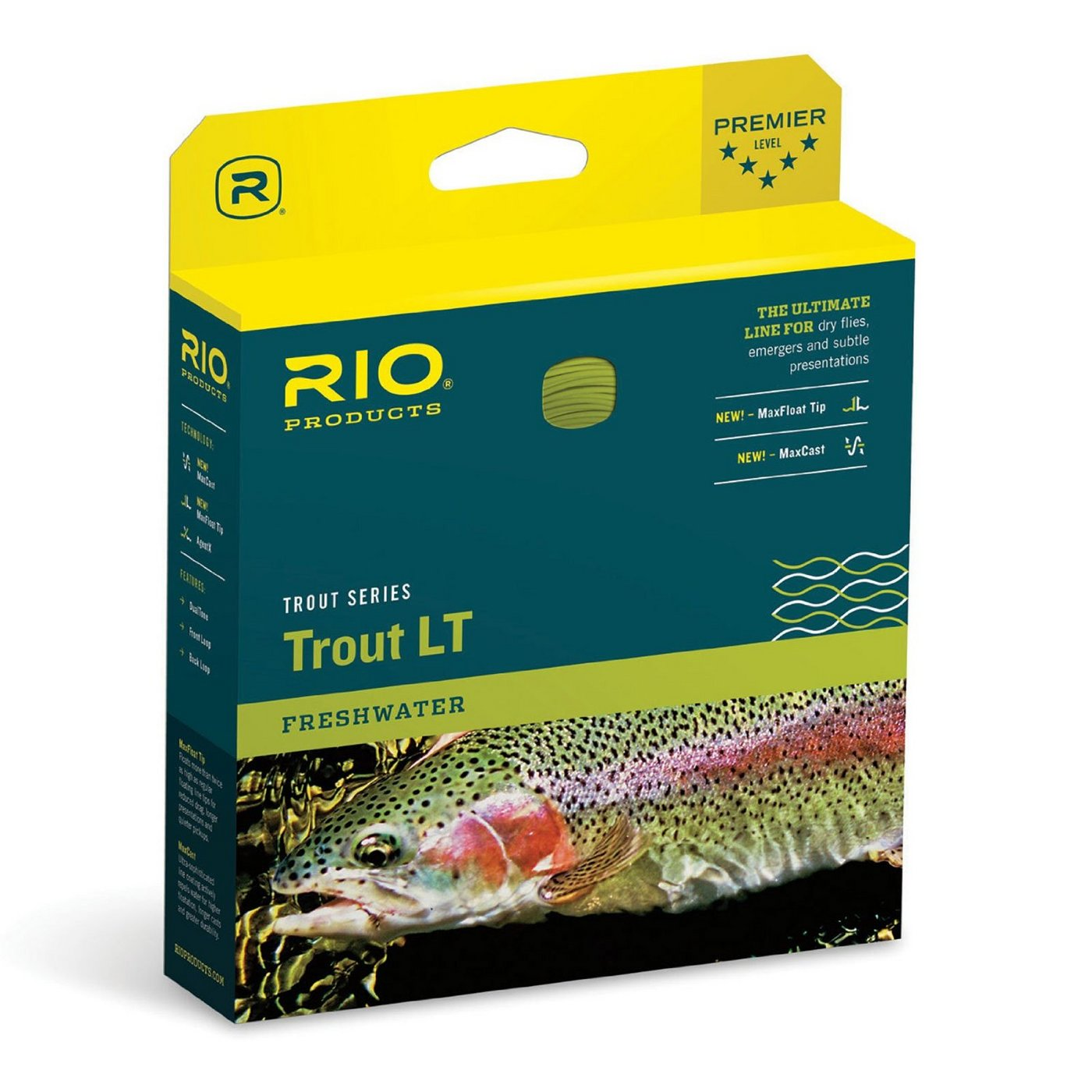 Rio Products Trout LT WF Fly Line