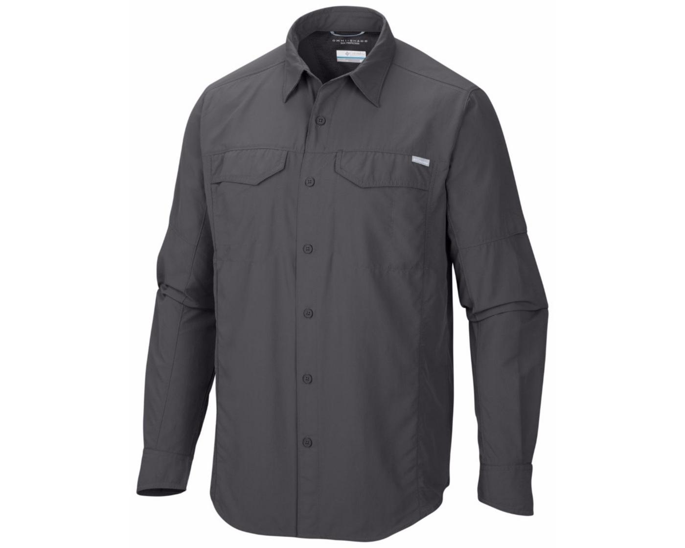 9dcc5a26e Columbia Men's Silver Ridge Long Sleeve Shirt | Fontana Sports