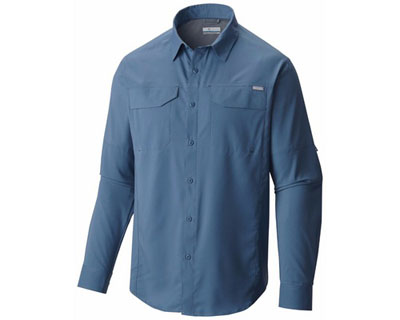 Men's Silver Ridge Long Sleeve Shirt