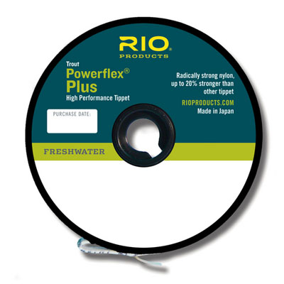 Powerflex Plus Tippet - 6X