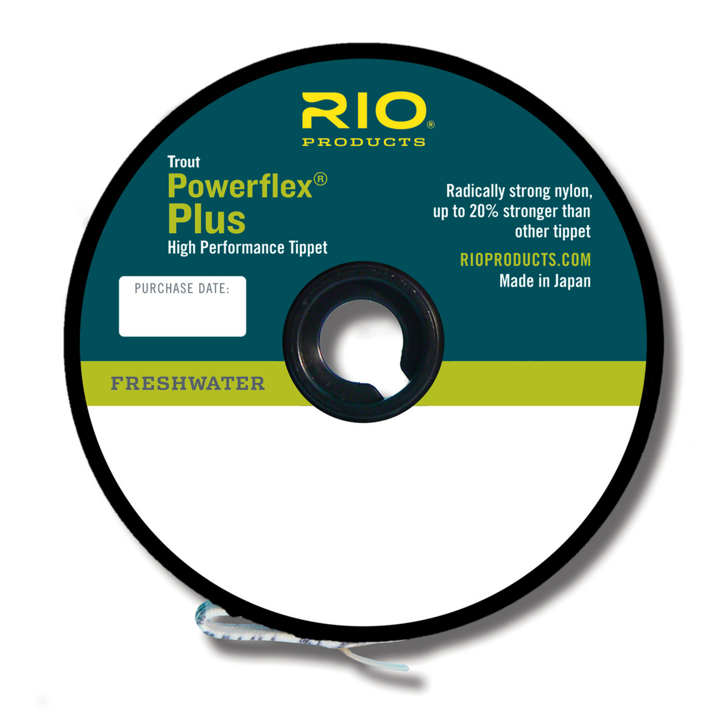 Rio Products Powerflex Plus Tippet 6X