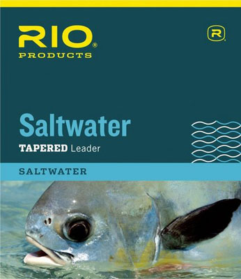 Saltwater Leader - 10ft 16lb