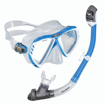 Regal LX Tucson Mask and Snorkel Set