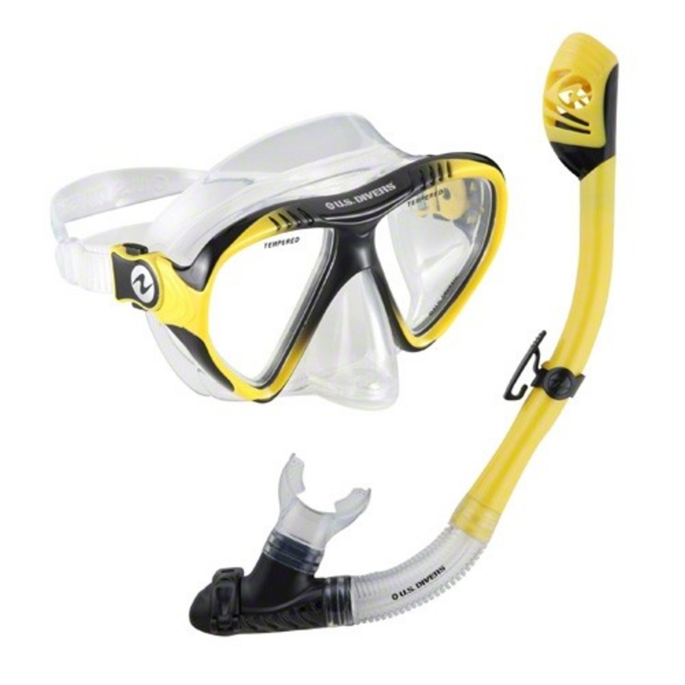 Us Divers Magellan LX Tucson LX Mask and Snorkel Set
