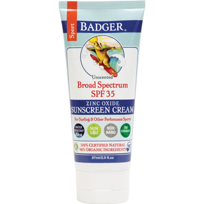 SPF 35 Sport Sunscreen Cream