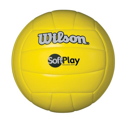 Soft Play Volleyball - Yellow