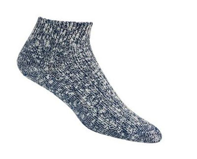 Cypress Quarter Sock