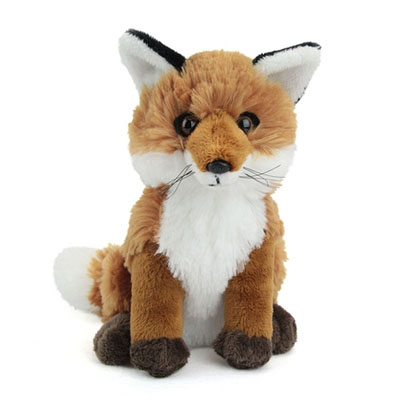 Stuffed Red Fox Conservation Critter