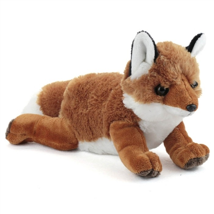 Wildlife Artists Plush Red Fox Conservation Critter