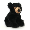 Wildlife Artists Plush Black Bear Conservation Critter