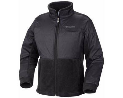 Boys' Steens Mountain Overlay Fleece
