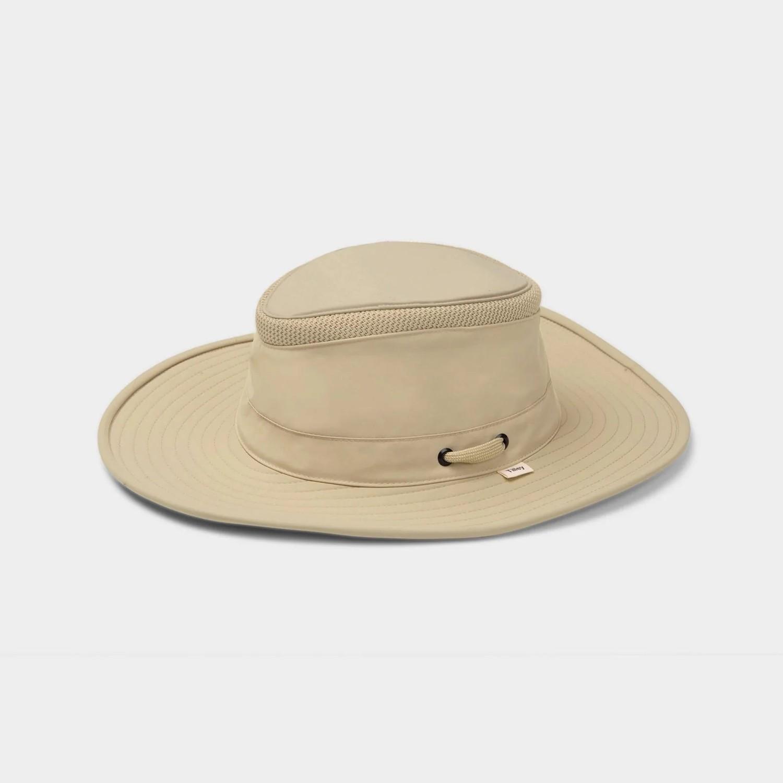 23c7ed57ab9c1 Tilley LTM6 AIRFLO Nylamtium Hat - Khaki