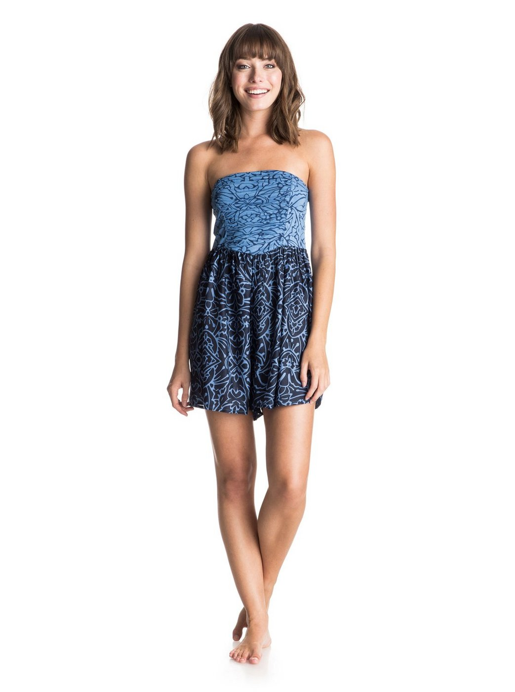 Roxy Womens Such Great Heights Romper