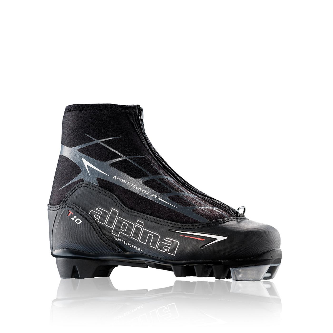 Alpina T Junior Nordic Boots Fontana Sports - Alpina cross country boots