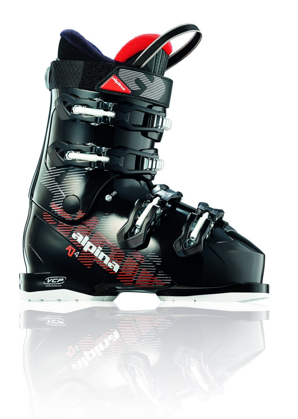 Alpina Youth AJ Downhill Ski Boots Fontana Sports - Alpina boots
