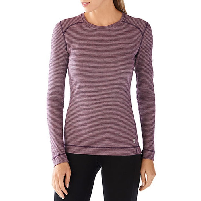 Smartwool Women's NTS Mid 250 Pattern Crew Baselayer